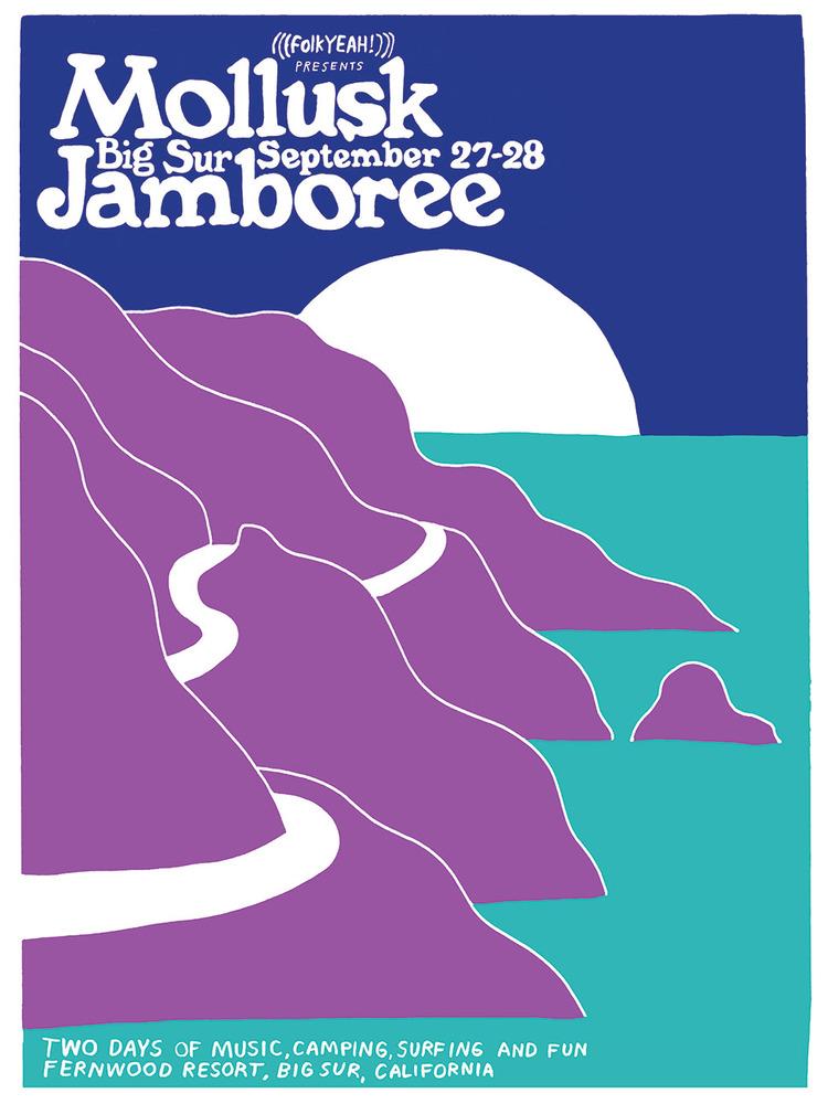 mollusk-jamboree-poster