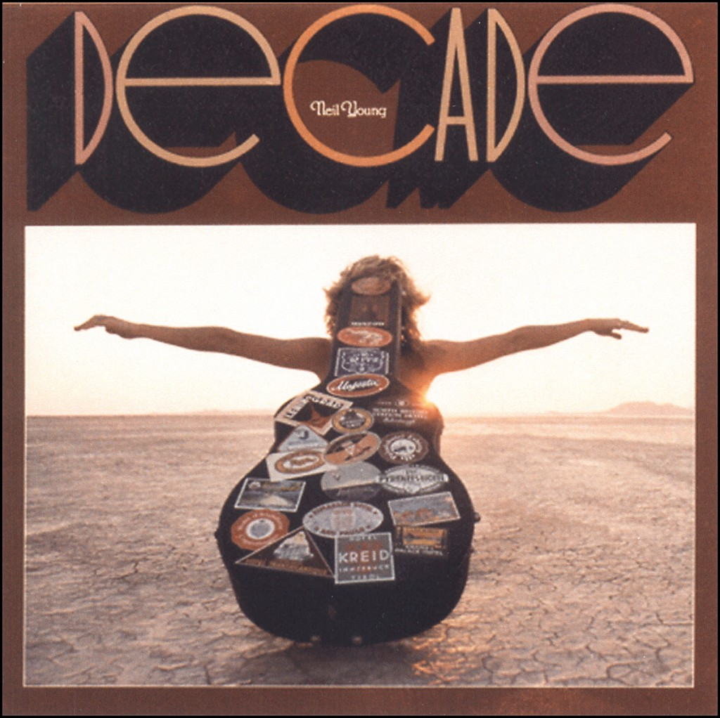 Image result for decades neil young album cover