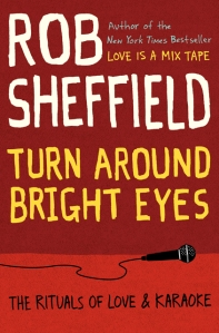 "22book ""Turn Around Bright Eyes"" by Rob Sheffiield."