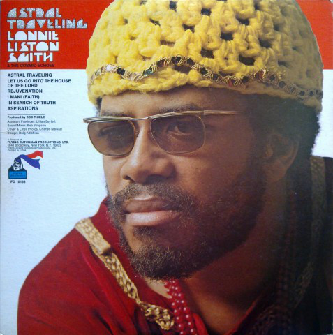 Lonnie Liston Smith and his Cosmically Echoing Hats – MUSIC TO EAT